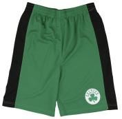 Boston Celtics NBA Little Boys and Big Boys Team Shorts - Green