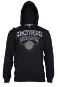 NBA Men's Primo Metallic Fleece Pullover Hoodie Sweatshirt