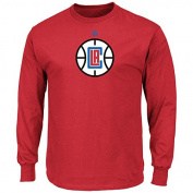 NBA Supreme Logo Men's Long Sleeve T-Shirt
