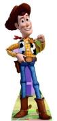 Disney Toy Story Woody 158cm Lifesize Cardboard Cutout