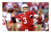 Carson Palmer - Arizona Cardinals Signed Autographed A4 Photo Print Poster