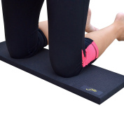 Yilo Warrior   Engineered foam yoga knee pad   1 in (25 mm) thick   Eliminate knee pain from your practise