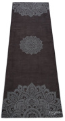 THE HOT YOGA TOWEL by YOGA DESIGN LAB | Luxury Non Slip Quick Dry Eco Printed Towel | Designed in Bali | Ideal for Hot Yoga, Bikram, Exercise, Sports, or Travel | Mat Sized