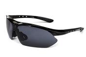 Plaka UV Protection Sports Glasses for Men or Women