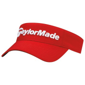 TaylorMade 2017 Tour Radar Performance Mens Golf Visor-Adjustable