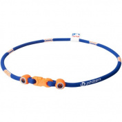 Phiten New York Knicks Titanium Necklace X30