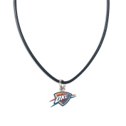 NBA Necklace with Leather