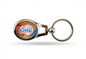 NBA Oval Keychain
