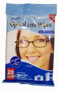 iCare Optical Lens Cleaning Wipes - Pack of 4