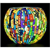 Benaya Kaleidoscope Tealight Holder