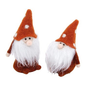 Small Foot Company 2021268 - Furniture and Decoration - Dwarves - Pack of 2