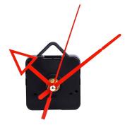 Mudder Triangle Red Arrow Clock Movement, 3/ 60cm Maximum Dial Thickness, 1/ 5.1cm Total Shaft Length
