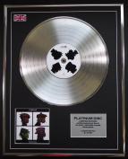 GORILLAZ/LTD EDITION CD PLATINUM DISC/DEMON DAYS