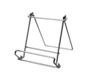 Ibili Cookery Book Stands 728000 Cookery Book Stands Cookery Book Holder 20 x 17 cm Chromed