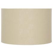 Aimbry Linen Lined Drum,30cm , Butterscotch