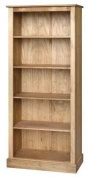 COTSWOLD WAXED PINE BOOKCASE