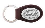 NCAA Florida Gators Leather Concho Key Fob
