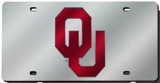 Oklahoma Sooners Silver Laser Tag from Rico