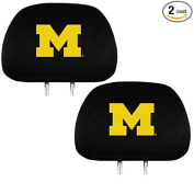 Official National Collegiate Athletic Association Fan Shop Authentic NCAA Headrest Cover. Show School Pride Everywhere You Drive Especially if Tailgating At a Game. Covers Screams who you Support