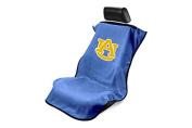 Seat Armour SA100AUBURN Blue 'NCAA Auburn University' Seat Protector Towel