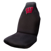 The Northwest Company Northwest NCAA Univ. Of Wisconsin Car Seat Cover