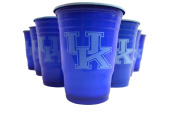 National Collegiate Athletic Association Fan Shop NCAA Beer Pong Set. Rep Your School, Alma Mater or Favourite Team with the Classic Game of College Beer Pong - Comes with 22 Cups and 6 Ping Pong Balls