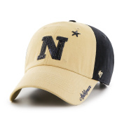 NCAA Women's Sparkle Two Tone Clean Up Adjustable Hat
