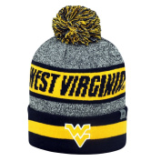 Top of the World NCAA Cumulus Striped Cuffed Knit Adult Beanie