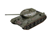 Torro 707 - T34/85 Tactical Imulation 1/16 RC Tank w; 2.4 GHz Green