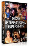 ECW International Superstars  [6 Discs] [Region 4]