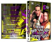 ECW Rob Van Dam vs. Jerry Lynn Feud  [Region 4]