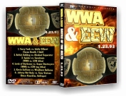 WWA & ECW 1/23/93 Battle of the Belts [Region 4]