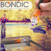 Fly Tying UV Head & Body Cement - Glue Pen With Clear Curing Resin. Dries Instantly and Waterproof!