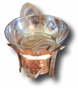 Copper and Stainless Steel Massage Oil Warmer