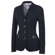 Pikeur Tosca Womens Riding Jacket - Navy Blue