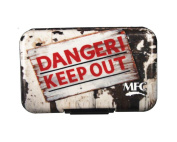 MFC Optional Leaf Poly Fly Box - Danger Keep Out