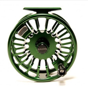 Galvan Torque 4 Fly Reel, Green - with $30 gift card