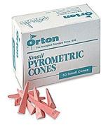 Pyrometric Cones For Monitoring Ceramic Kiln Firings-Cone 014