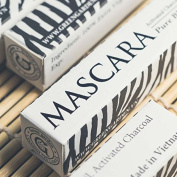 Green Garden Coconut Mascara - 0.1m oz - with Activated Charcoal