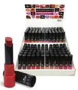 24pcs Italia Deluxe Mousse Matte Lipstick
