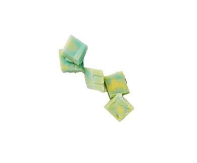 VDL + PANTONE Expert Colour LIP CUBE MARBLE GLOW 2017 New Greenery (#03 Mint Pepper)