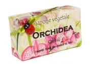 Alchimia ORCHIDEA (Orchid), Vegetable Handmade soap Bar from Italy