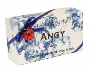 Alchimia ANGY(Thierry Mugler incense) Vegetable Handmade soap Bar from Italy