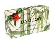 Alchimia BAMBOO, Vegetable Handmade soap Bar from Italy