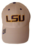 LSU Tigers Adult Logo Structured Cap, Choose Your Colour
