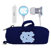 AudioSpice Scorch NCAA Earbuds and Mic with BudBag