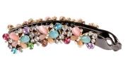 YABINA Lovely Jewellery Crystal butterfly Hair Clips - for hair clip Beauty Tools