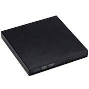 Mchoice USB IDE Laptop Notebook CD DVD RW Burner ROM Drive External Case Enclosure
