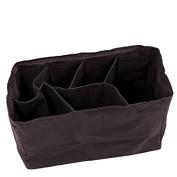 Artempo Nappy Bag Insert Organiser - 12 x 16cm x 20cm , Black