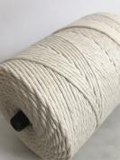 Niroma Studio Bulk Cotton Macrame Cord Craft String Rope - 3mm
